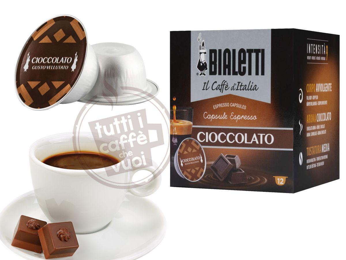 Capsule bialetti cioccolato