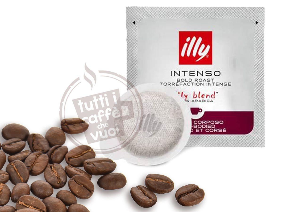 Cialde illy espresso intenso