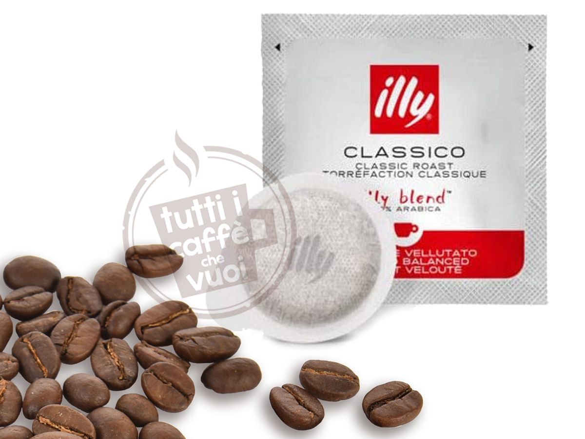 Cialde illy espresso classico