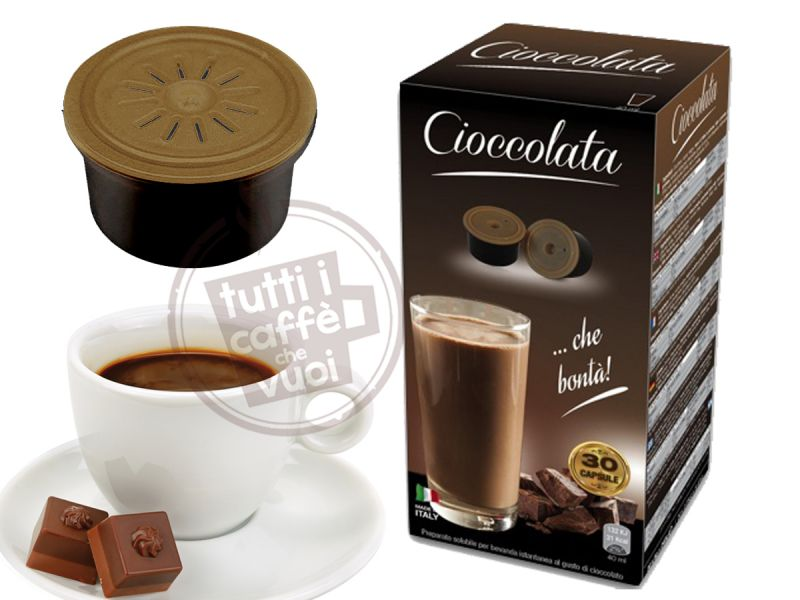 Capsule espressocap cioccolato