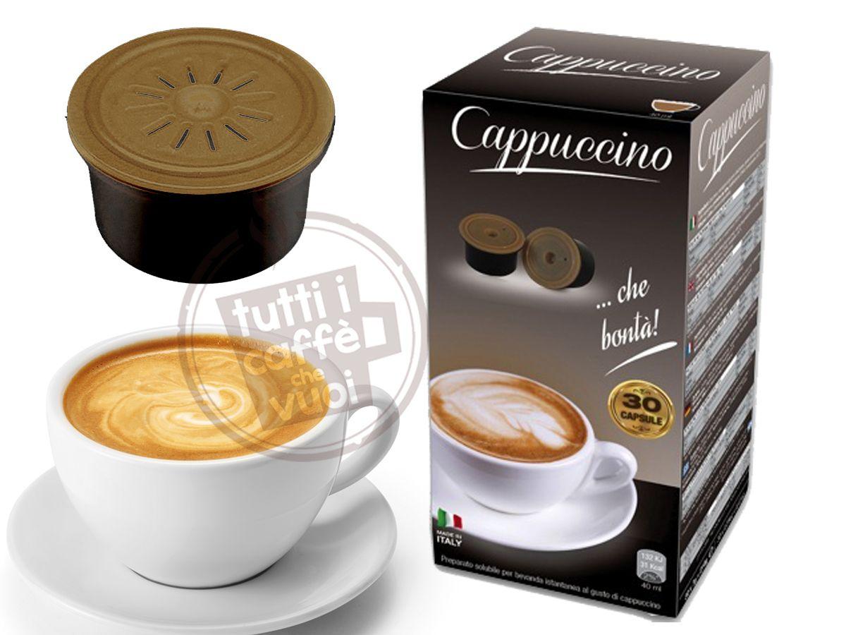 Capsule espressocap cappuccino