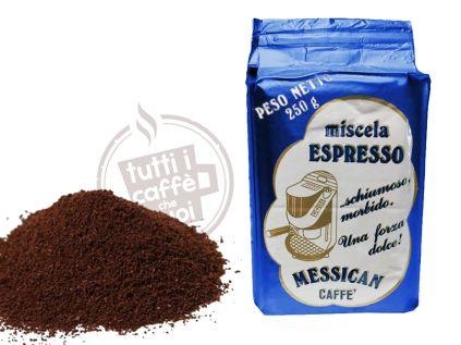 messican caffe miscela espresso