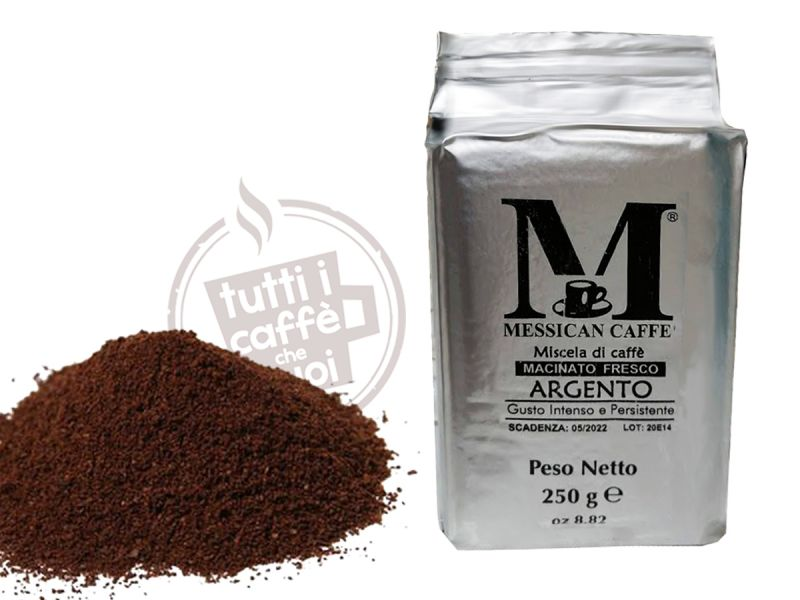 Messican caffe macinato...