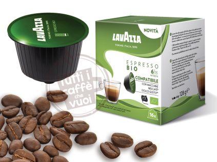 Capsule lavazza espresso bio...