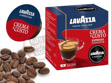 300 Capsule Espresso Vigoroso Lavazza Blue