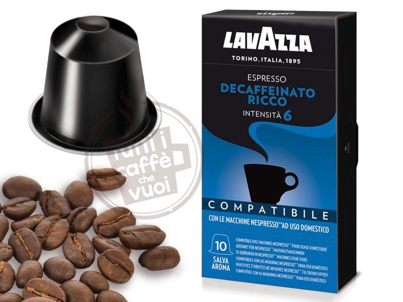 100 Capsule Espresso Dolce Lavazza Blue
