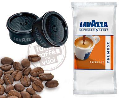 Capsule lavazza cremoso espresso point
