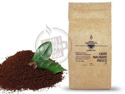 Caffe macinato espresso fortunato...