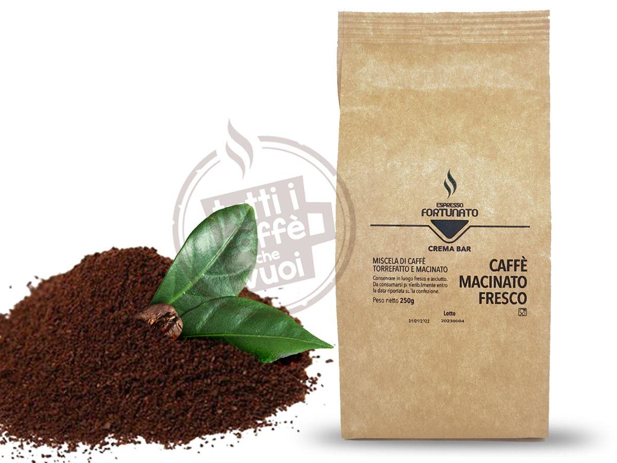 Caffe macinato espresso...