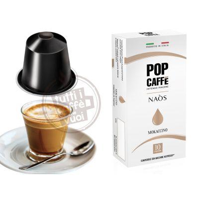 300 Capsule Qualità Blu Compatibili Uno Sistem illy e Kimbo Tutti i caffè che vuoi