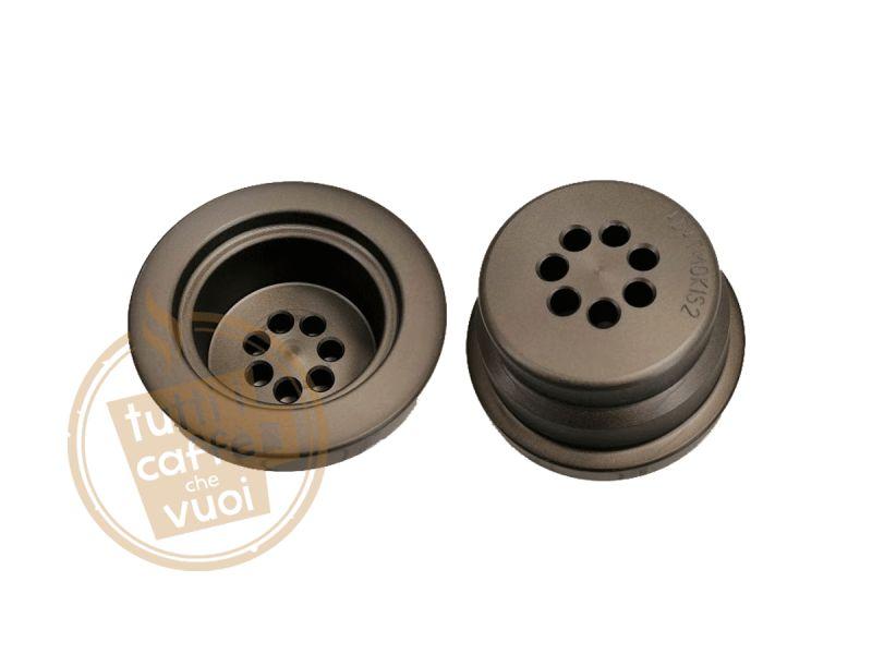 300 Cialde Borbone miscela Nera filtrocarta 44 mm ESE