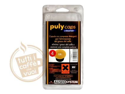 Puly capsule caffitaly
