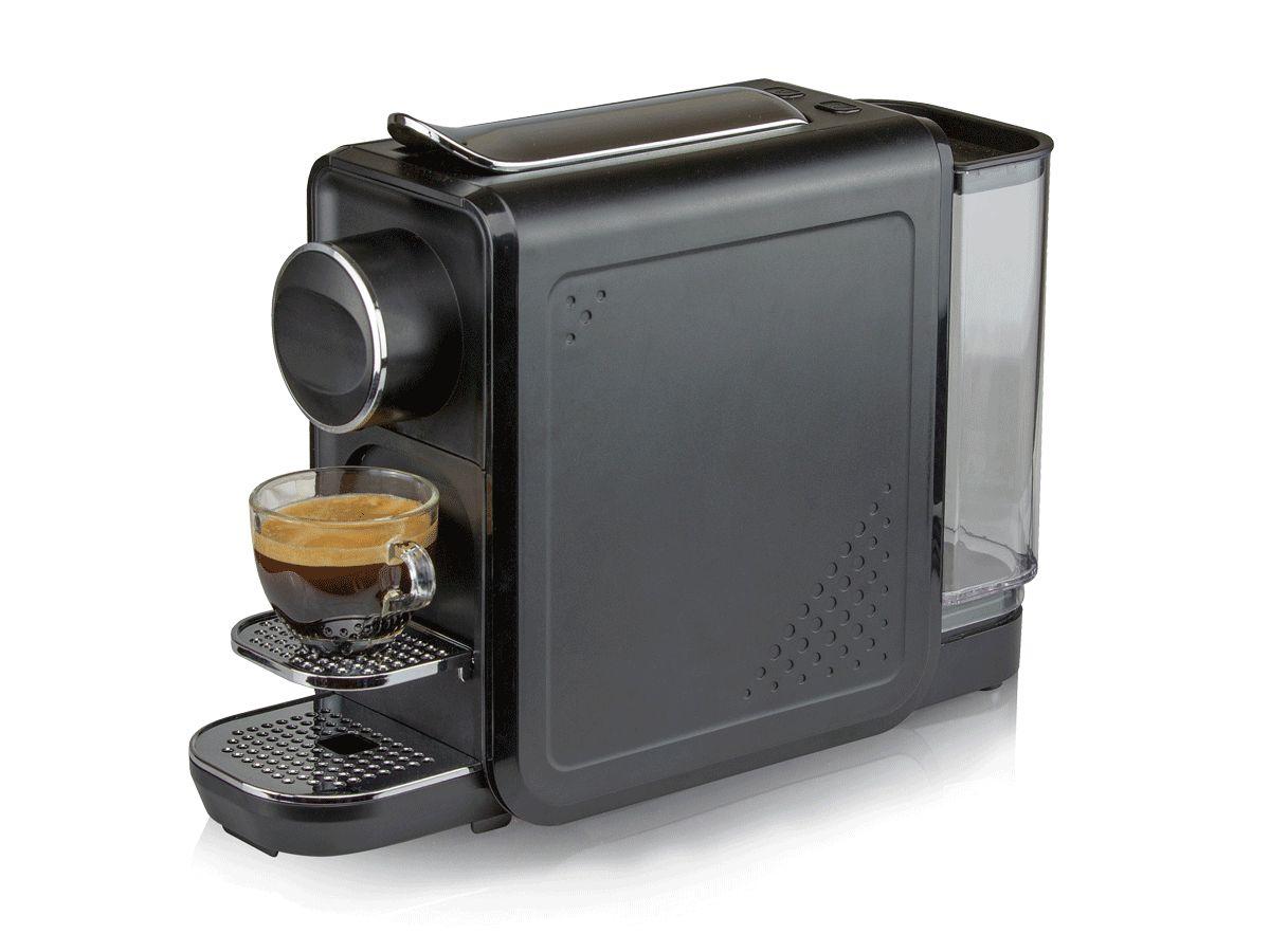 Macchina espresso cap lady