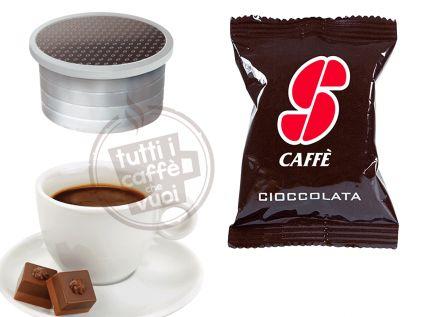 Macchina da caffè Didiesse Frog a cialde carta diametro 44 colore bianco