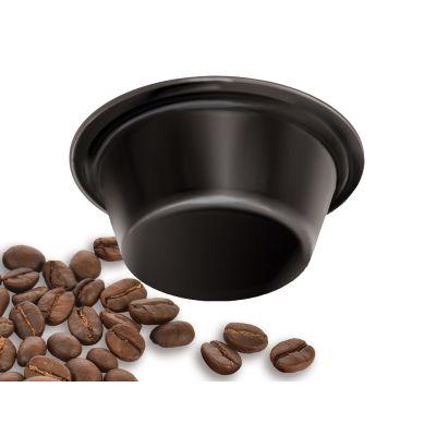 Espresso Time 20 Chicchi di caffè in cioccolato fondente.