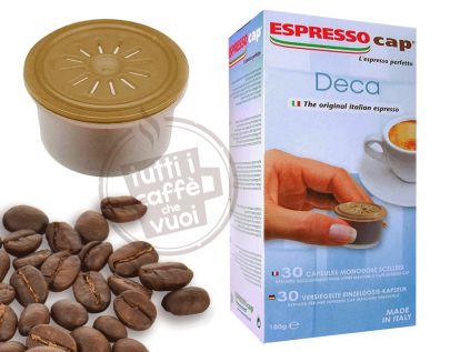 Capsule espressocap decaffeinato
