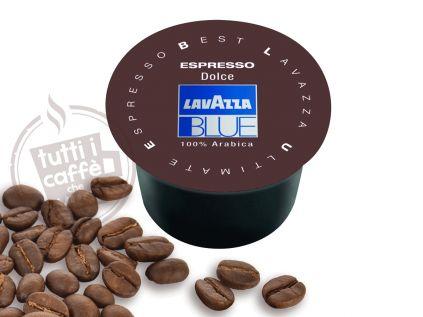 Capsule lavazza blue espresso dolce