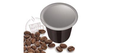 600 Capsule Lollocaffè Nero Compatibili Lavazza a Modo Mio