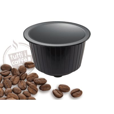 1200 Capsule caffè Lollo Nero compatibile Espresso Point