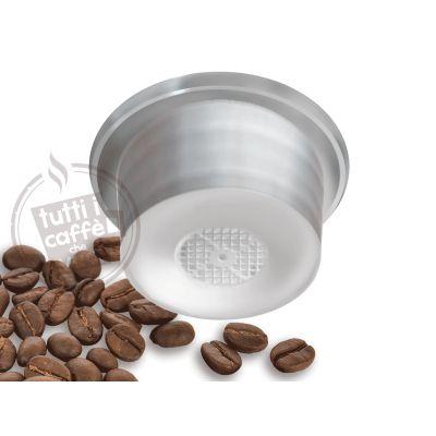 600 Capsule caffè Lollo Nero Passionespresso compatibili Nesresso