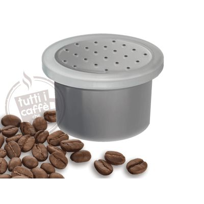 100 Capsule caffè Lollo Classico Passionespresso compatibili Nesresso
