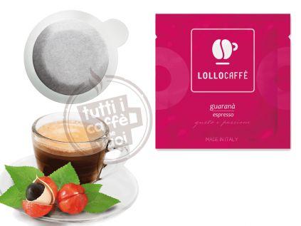 Cialde lollo caffe aromatizzato guarana