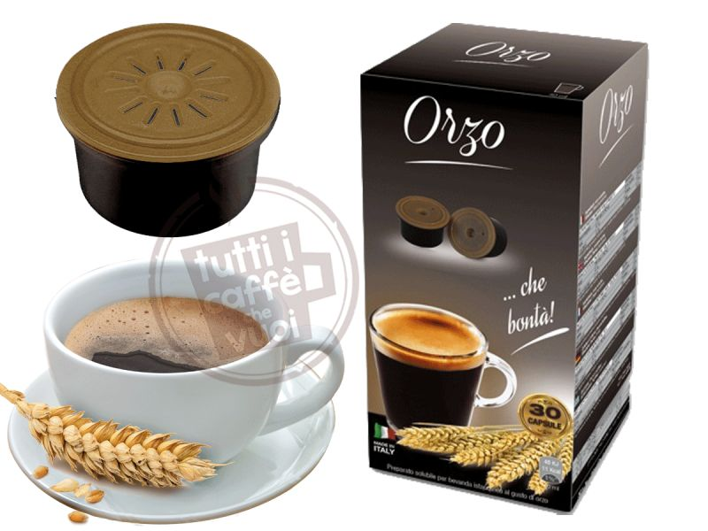 Capsule espressocap orzo