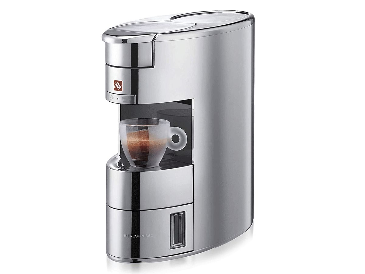 Macchina illy espresso x9...