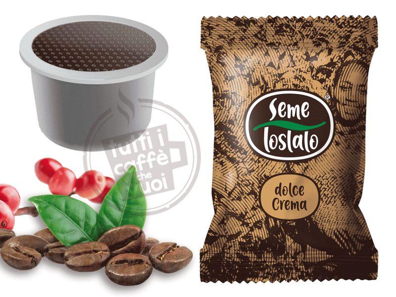 16 Capsule Caffè Lollo Dek Compatibili Nescafè Dolce Gusto
