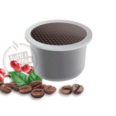 16 Capsule Caffè Lollo Nero Compatibili Nescafè Dolce Gusto