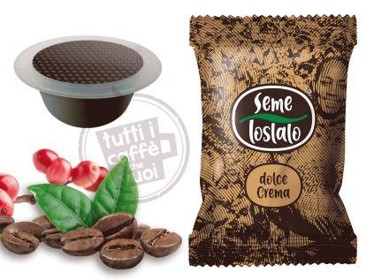 16 Capsule Caffè Lollo Oro Compatibili Nescafè Dolce Gusto