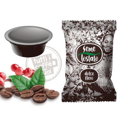 50 Capsule Gattopardo Dek Compatibili Nescafè Dolce Gusto