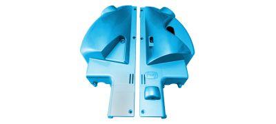 50 Cialde Borbone miscela Blu filtrocarta 44 mm ESE
