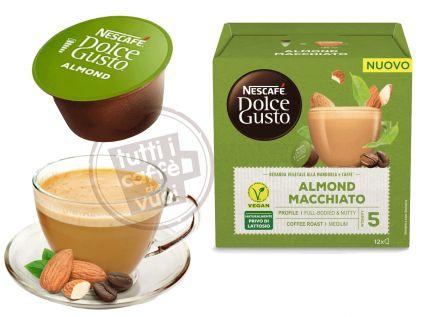 Capsule nescafe almond macchiato...