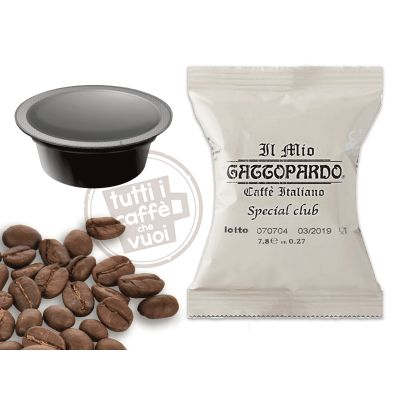 100 Capsule Bourbon Lavazza Espresso Point