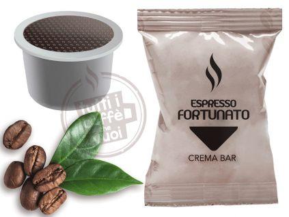 Capsule espresso fortunato crema bar...