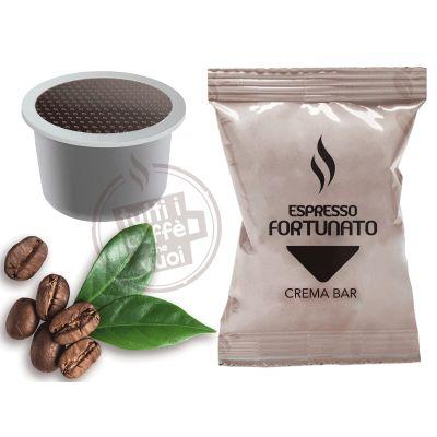 150 Capsule Espresso Fortunato Forte e Deciso Compatibili Uno System