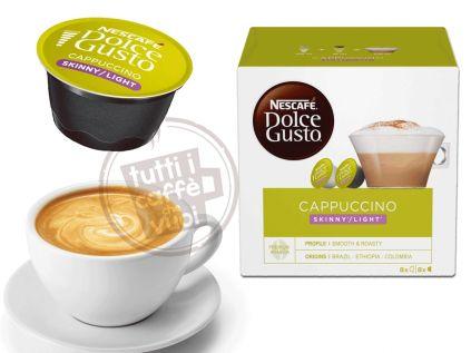 Capsule nescafe cappuccino skinny...