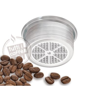 100 Capsule Gusto Intenso Compatibili Uno Sistem illy e Kimbo Tutti i caffè che vuoi