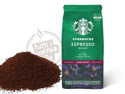 Caffe macinato starbucks espresso...