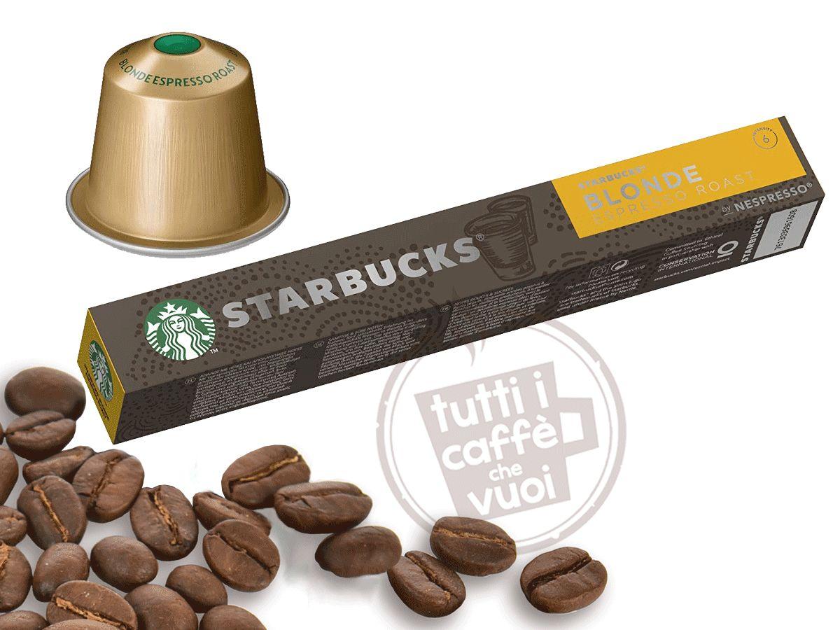 Capsule starbucks espresso...