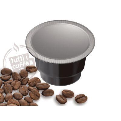 16 capsule Espresso Fortunato Crema Forte Caffitaly compatibili