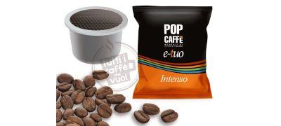 15 capsule Caffè Borbone Dolce Re miscela Blu compatibili Nescafè Dolce Gusto
