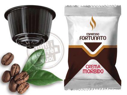 Capsule espresso fortunato crema...