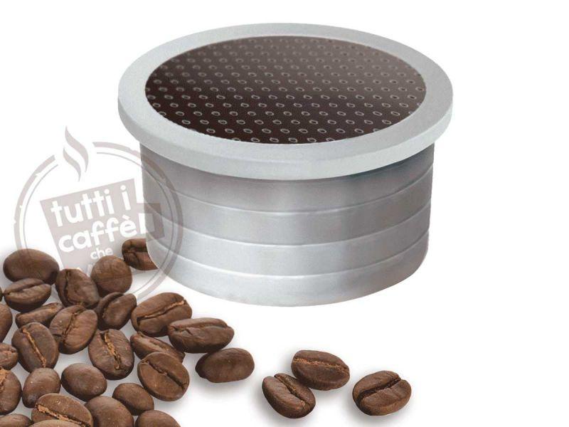 100 Capsule Espresso Decaffeinato Lavazza Blue
