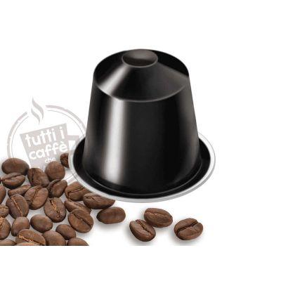 100 Capsule Qualità Blu Compatibili Uno Sistem illy e Kimbo Tutti i caffè che vuoi