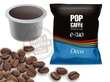 Capsule pop decaffeinato compatibili...