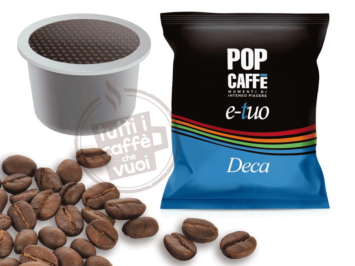 Capsule pop decaffeinato...