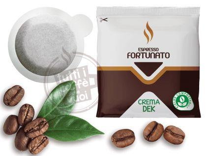 Cialde espresso fortunato crema dek
