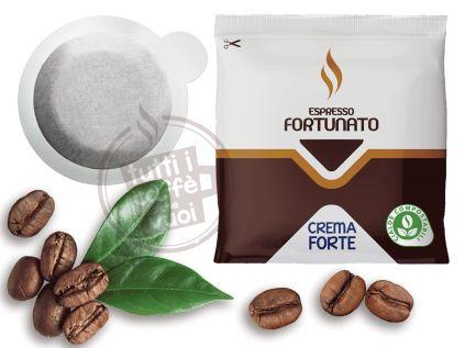 Cialde espresso fortunato crema forte